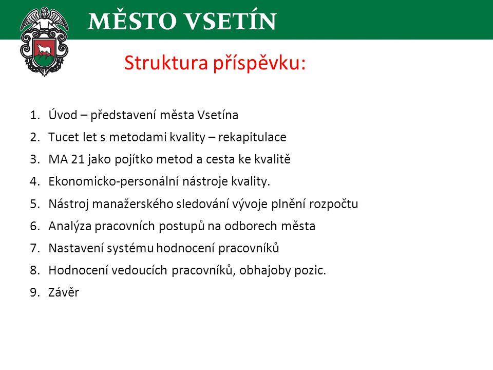 1.Základní údaje o Vsetíně Město Vsetín leží ve Zlínském kraji.