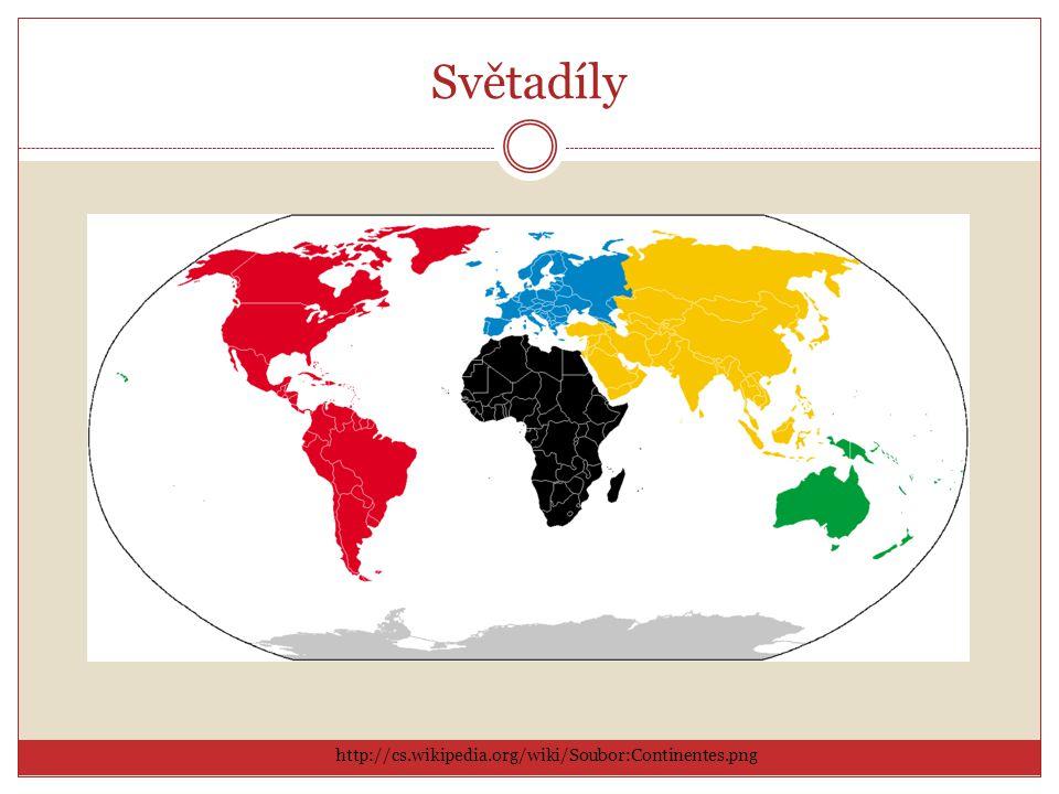Doplň správně kontinenty a oceány. http://mapasveta.info/svet/mapa_sveta_slepa_mapa.html