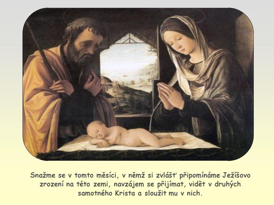 """""""Všem, kdo ho přijali, dal moc stát se Božími dětmi."""