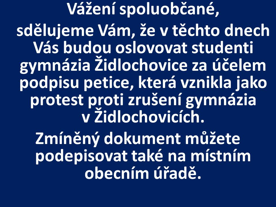 MUDr.Šultes oznamuje, že v pátek 31. 12. 2010 nebude ordinovat.
