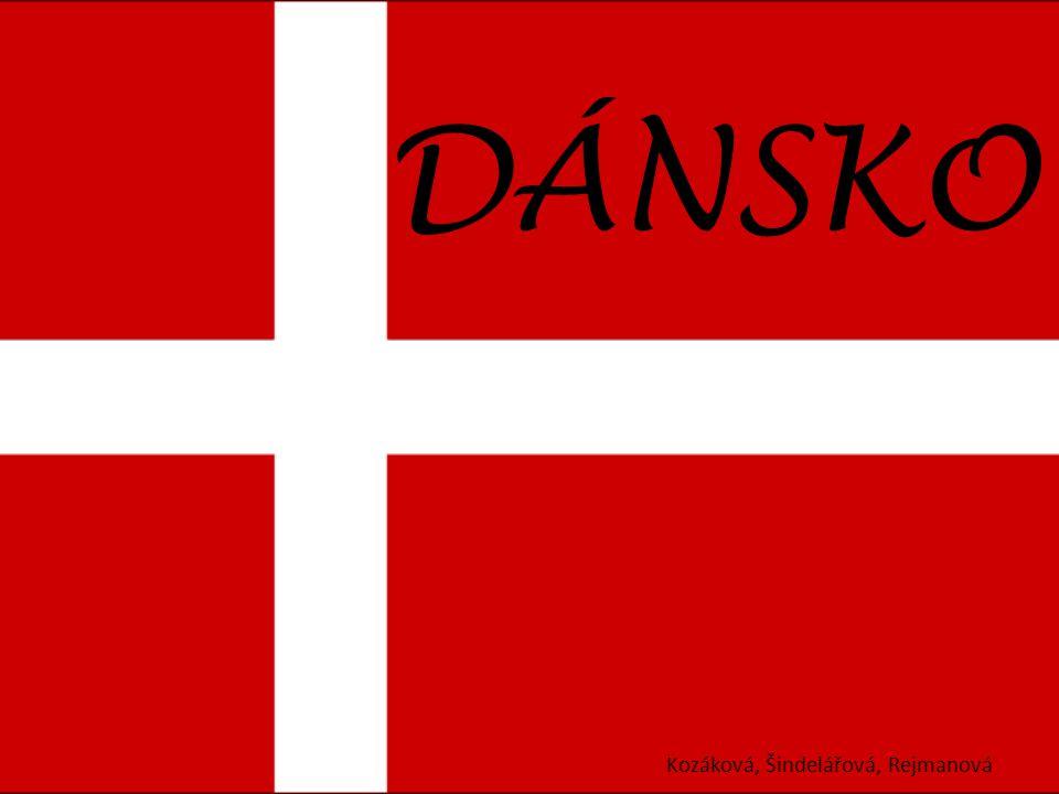 DÁNSKO je země ležící v severní Evropě.