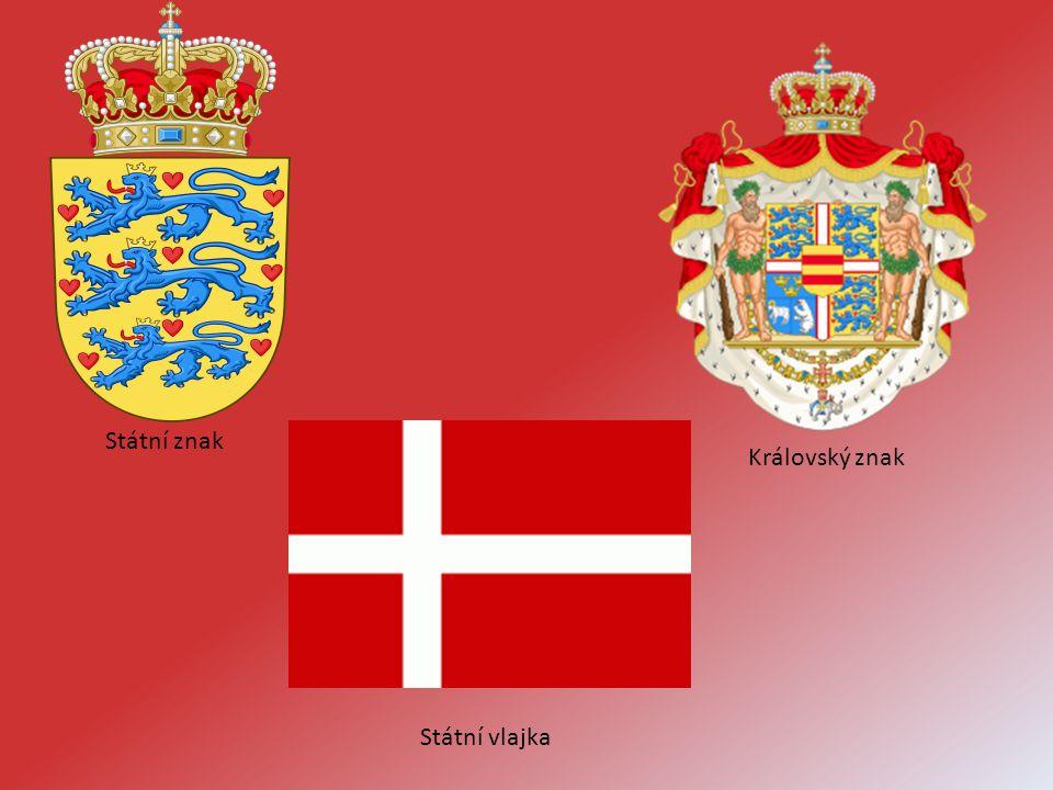 Státní znak Královský znak Státní vlajka