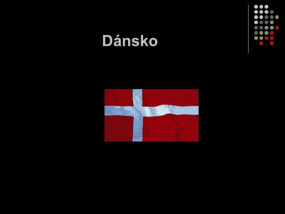 Obyvatelstvo  vysoká míra urbanizace- 87 %  Téměř 1/3 obyvatel žije v aglomeraci hlavního města  Přirozený přírůstek obyvatelstva je 0,28 %  Průměrná délka života dosahuje 77 let  Dánsko je národním státem, 94 % obyvatel tvoří Dánové  Na jihu je malá německá menšina.