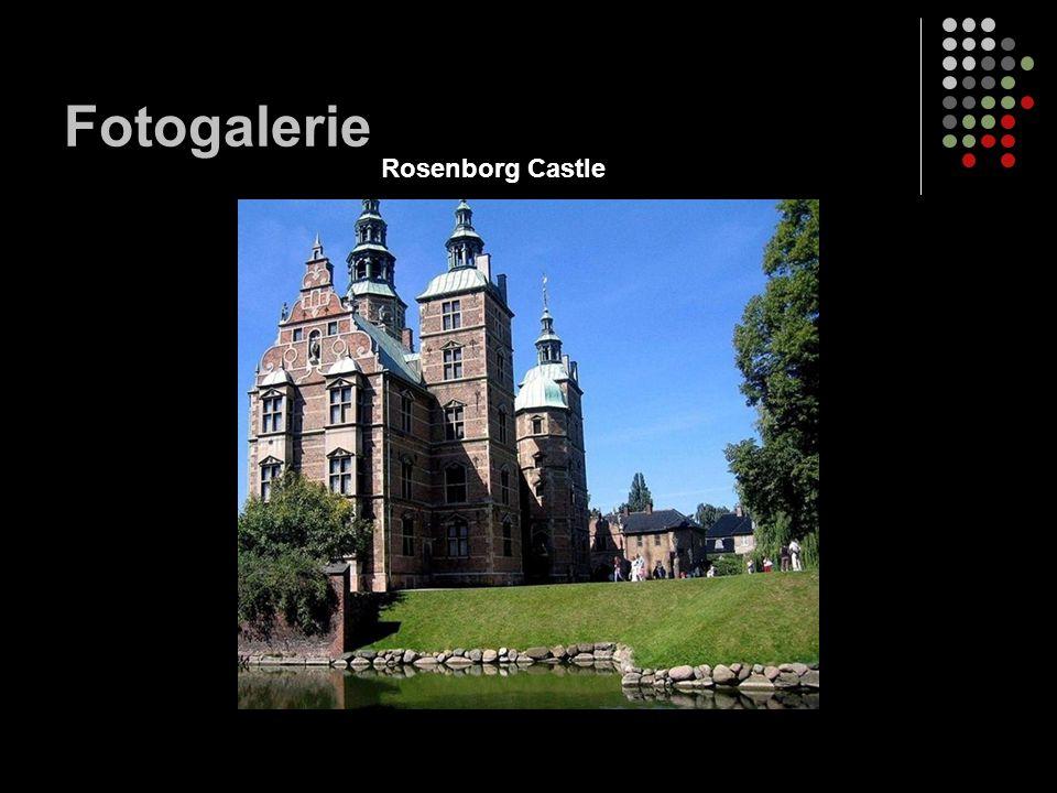 Fotogalerie Rosenborg Castle