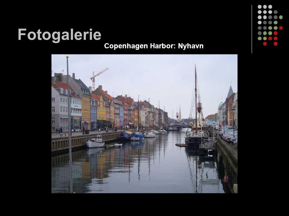 Fotogalerie Copenhagen Harbor: Nyhavn