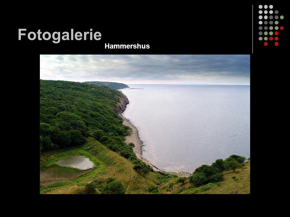 Fotogalerie Hammershus