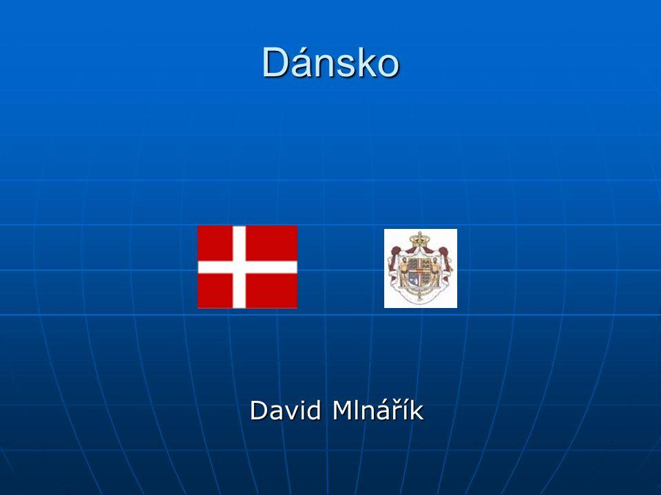 Dánsko David Mlnářík