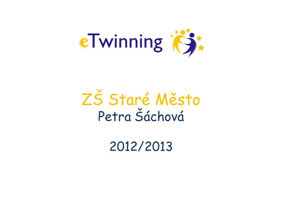 ZŠ Staré Město Petra Šáchová 2012/2013