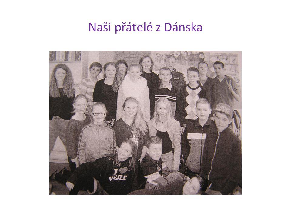 Naši přátelé z Dánska