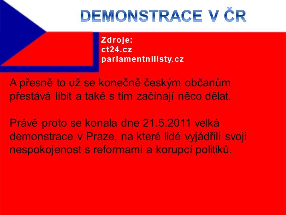 A přesně to už se konečně českým občanům přestává líbit a také s tím začínají něco dělat.