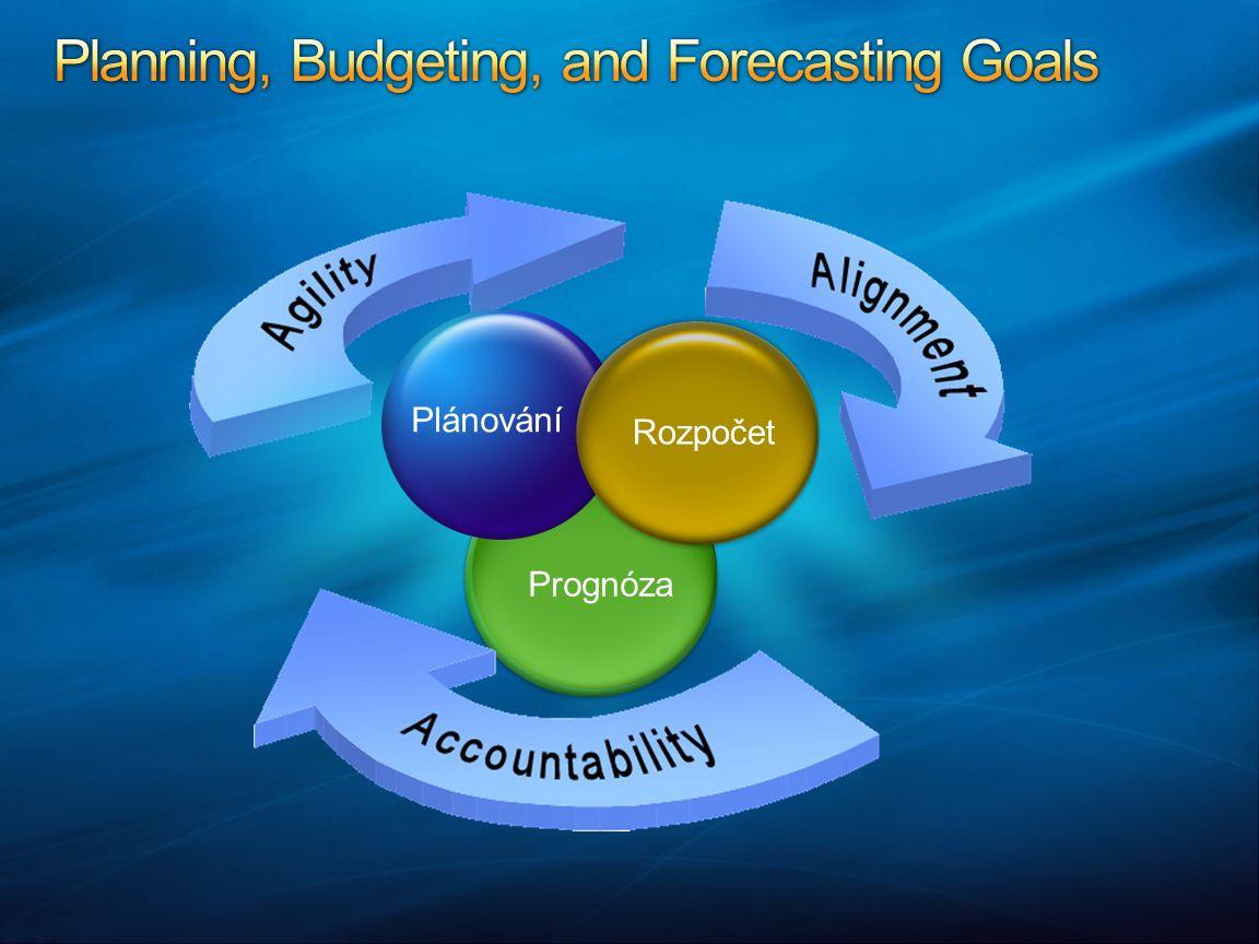 Plánování Rozpočet Prognóza