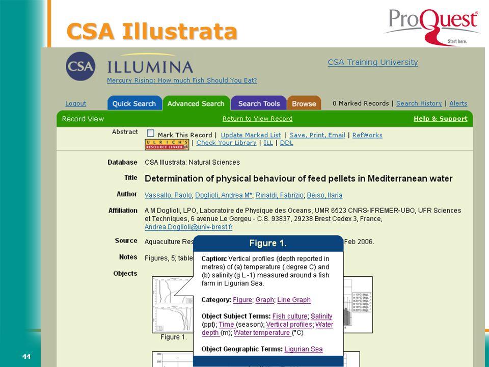 Světový informační průmysl a trh (Vladimír Karen, AiP)44 CSA Illustrata