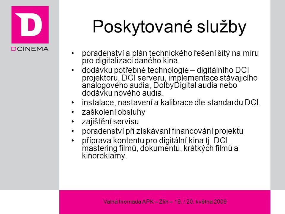 Valná hromada APK – Zlín – 19. / 20.