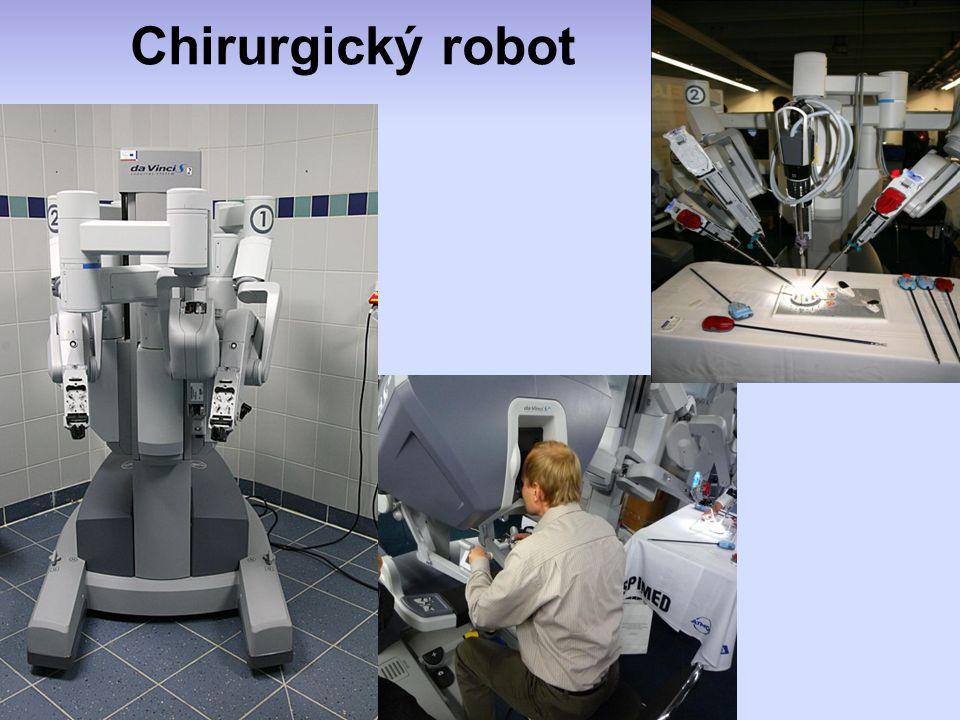 Chirurgický robot