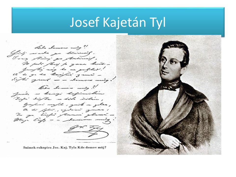 Josef Kajetán Tyl