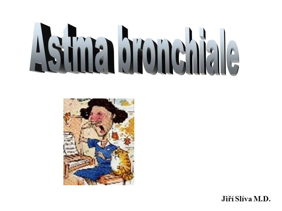 Absolutní počet pacientů s bronchiálním astmatem v ČR Období Počet patientů