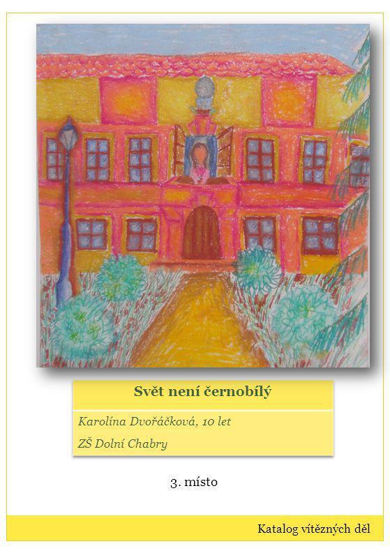 Keramická díla: kategorie III Vítězná díla dětí ve věku 11-13 let Katalog vítězných děl