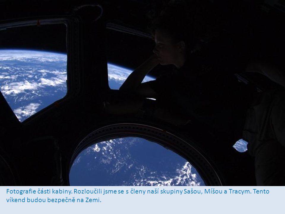 K ISS se blíží loď Progress39P se zásobami.