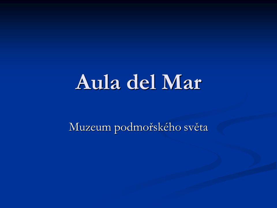 Aula del Mar Muzeum podmořského světa