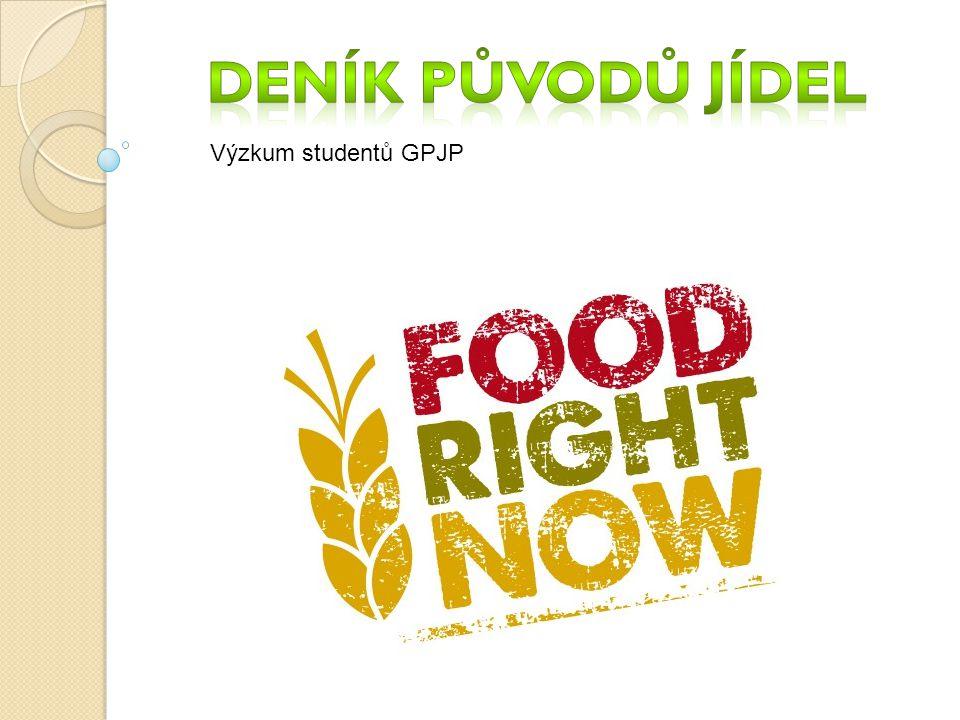 Výzkum studentů GPJP