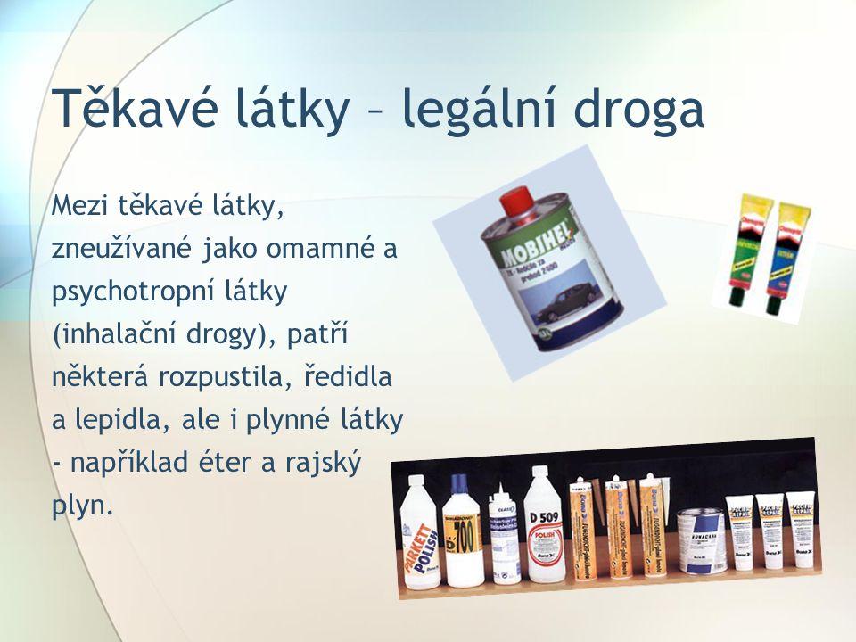 Nelegální drogy Konopné drogy Halucinogeny Stimulancia Taneční drogy Opiáty