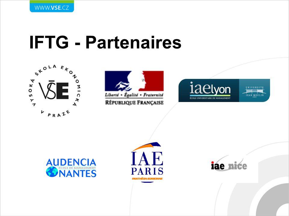 IFTG - Partenaires