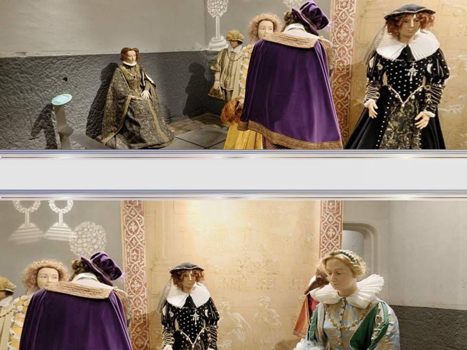 V interiéru zámku de Chenonceau se nachází galerie Ladies s muzeem voskových figur. Je to velmi zajímavé muzeum s výjevy z doby, kdy Kate ř ina Medice