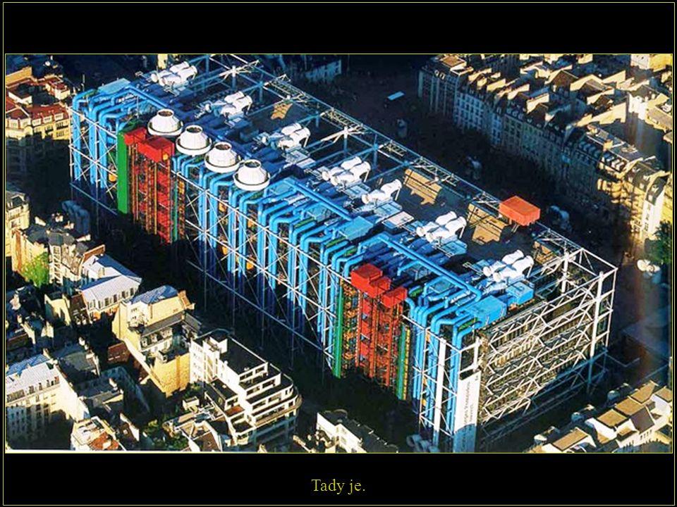 V prosinci 1969 se rozhodl prezident Georges Pompidou, založit muzeum zasvěcené novodobému umění.