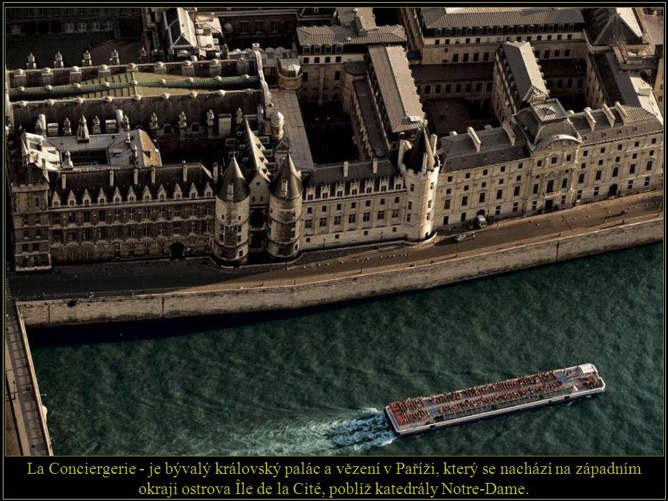 Hotel-Dieu de Paris je nejstarší nemocnice v hlavním městě.