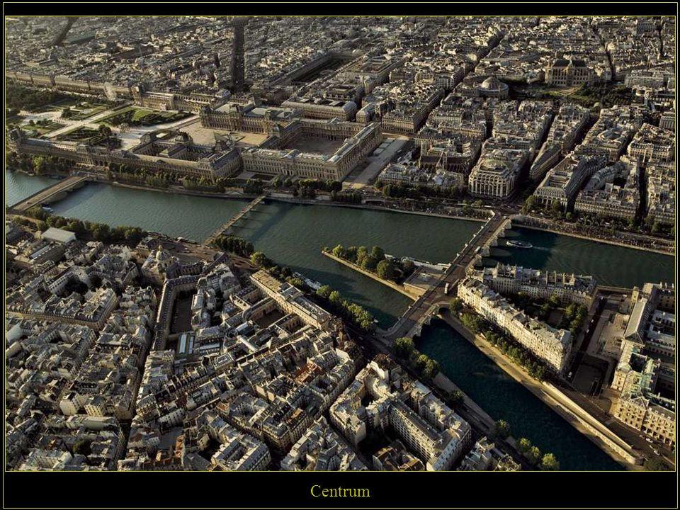 Le Pont des Arts - most pouze pro pěší.