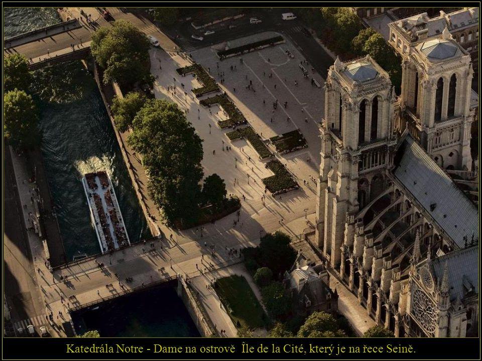 Francouzská národní knihovna.
