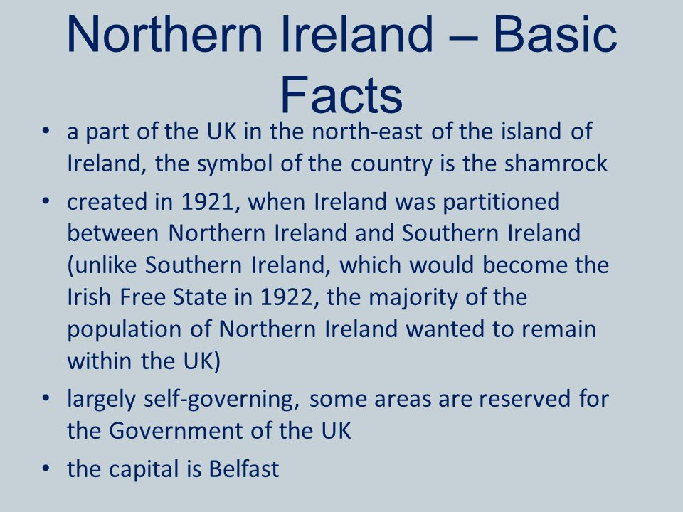 Northern Ireland - Map Zdroj: [cit.2013-03-22].