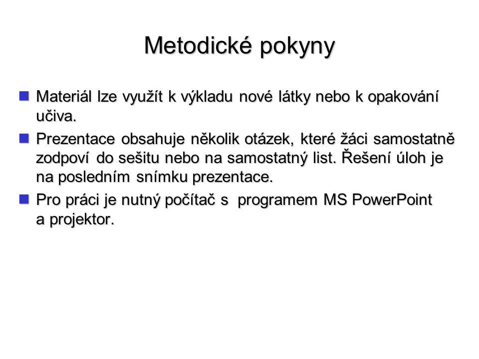 2.Demokratické instituce v ČR Výkonná moc v ČR patří vládě a prezidentovi.