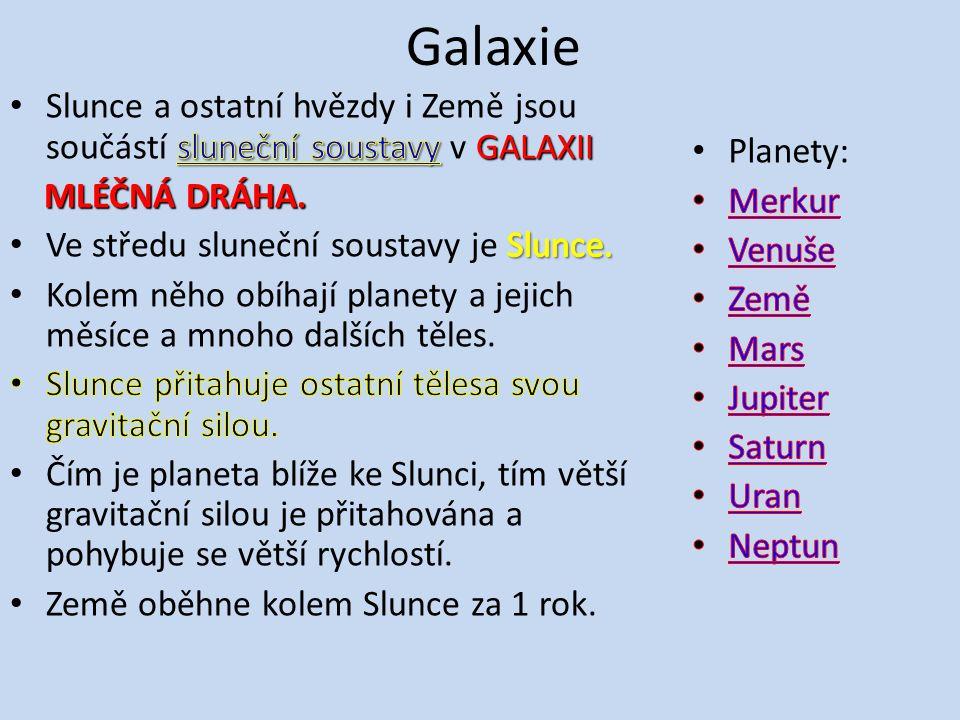 Měsíc planety Země Také mezi Měsícem a Zemí je tvořena gravitace.