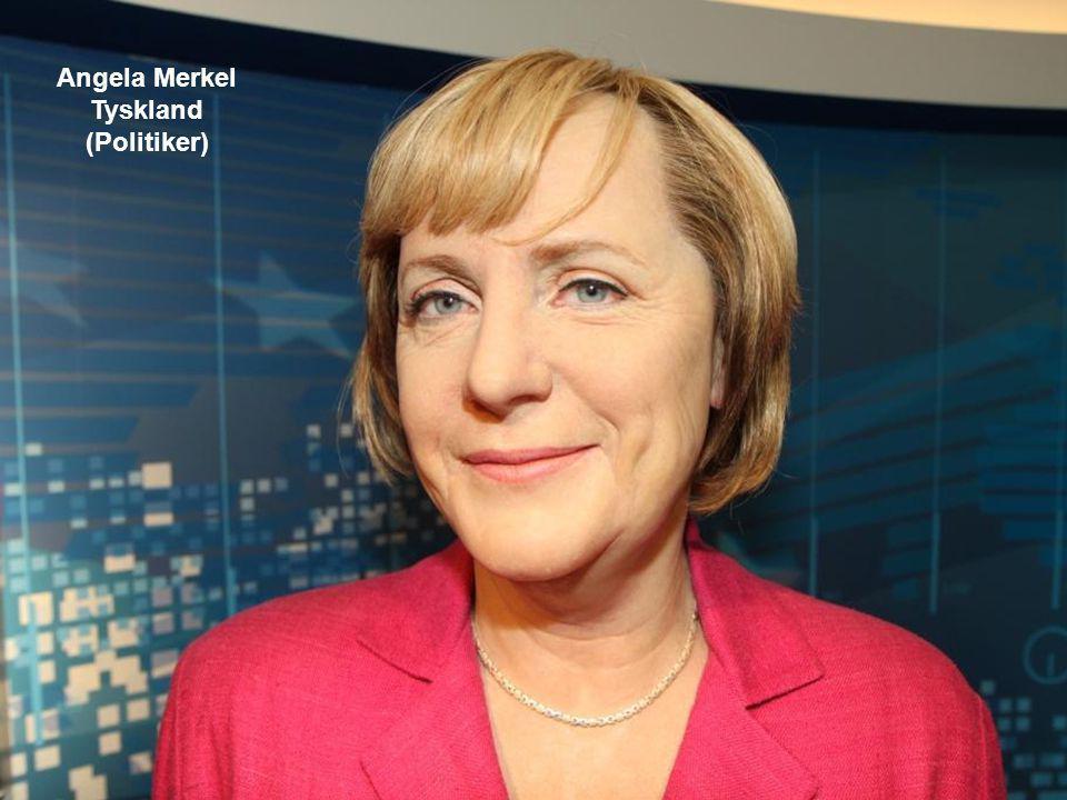 Angela Merkel Tyskland (Politiker)