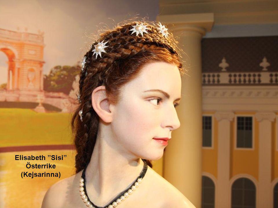 """Elisabeth """"Sisi"""" Österrike (Kejsarinna)"""
