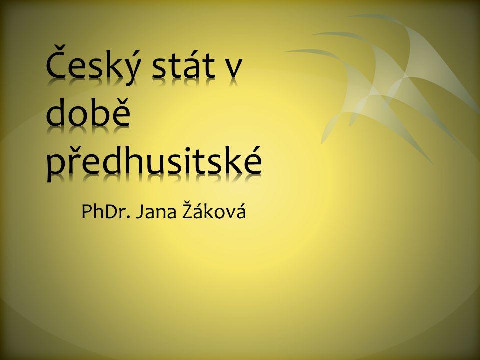 PhDr. Jana Žáková