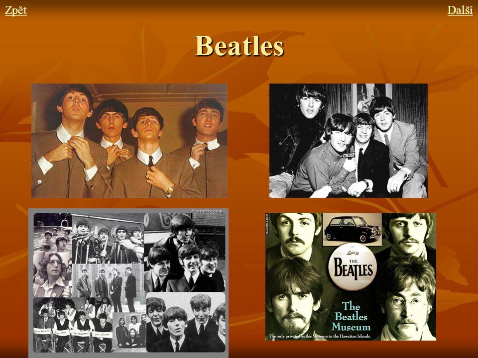 Beatles Další