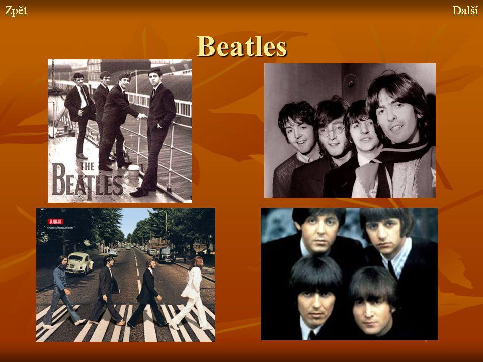 Beatles ZpětDalší