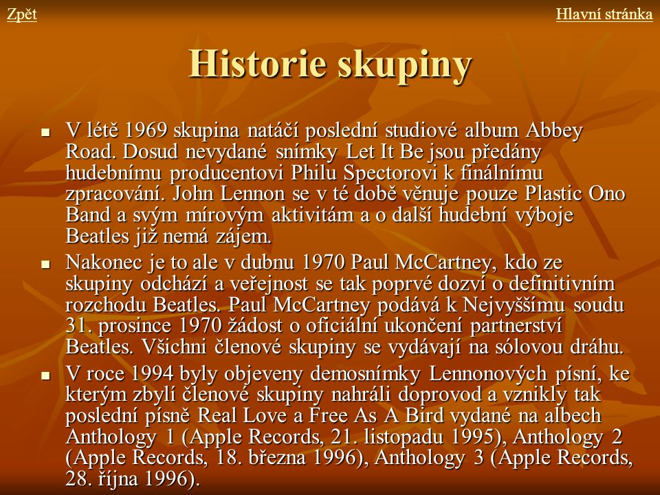 Paul McCartney - Biografie Paul Mccartney se narodil irským rodičům (James McCartney a Mary Patricia Molinová).