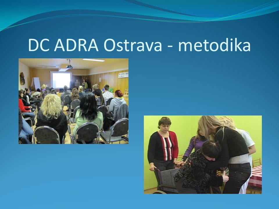 DC ADRA Ostrava - metodika