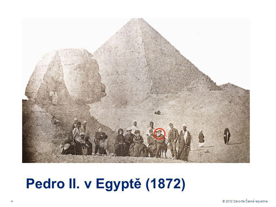 4 Pedro II. v Egyptě (1872)