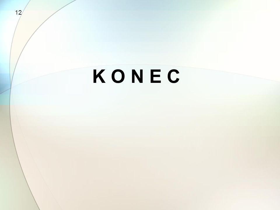 K O N E C 12