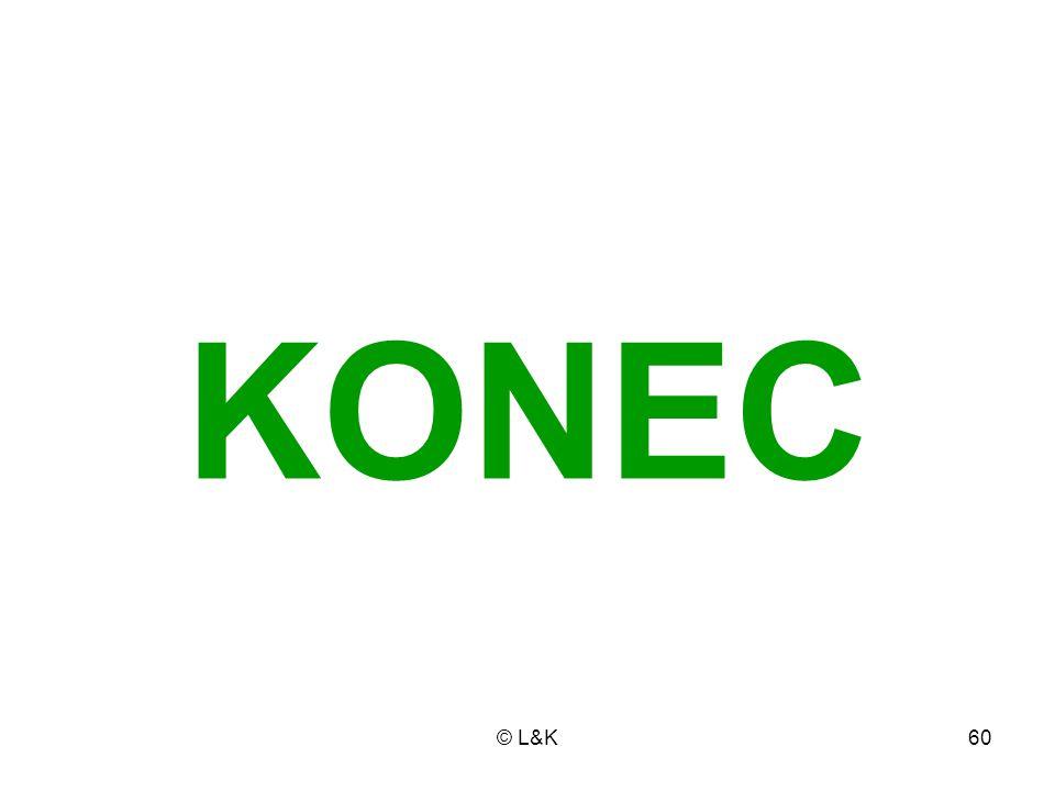 © L&K60 KONEC
