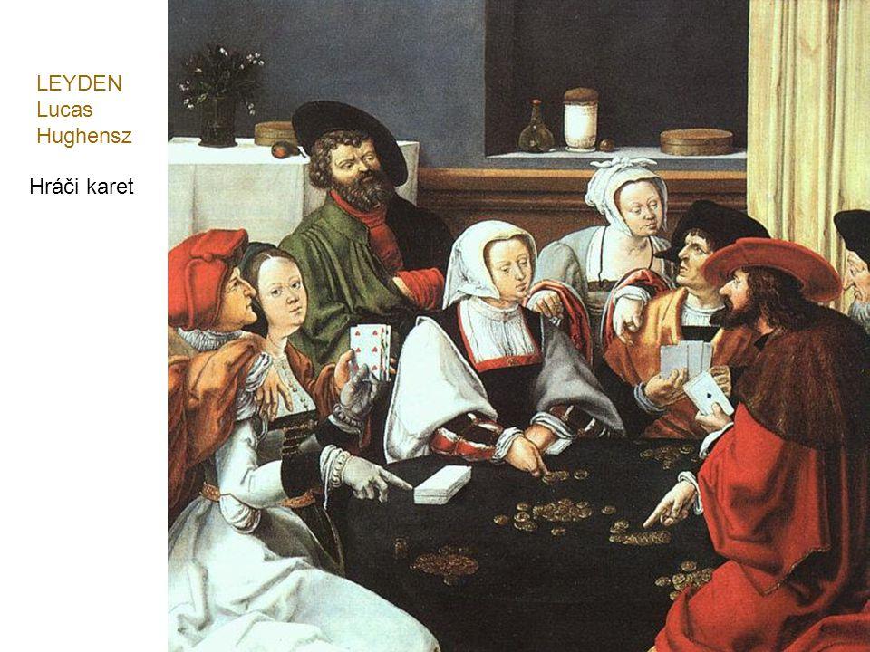 GONCALVES Nuňo Vincencův oltář - detail 1465 - 7