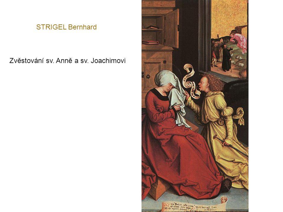 GRÜNEWALD Pokušení sv. Antonína - pravé křídlo Isenheimského oltáře - 1512