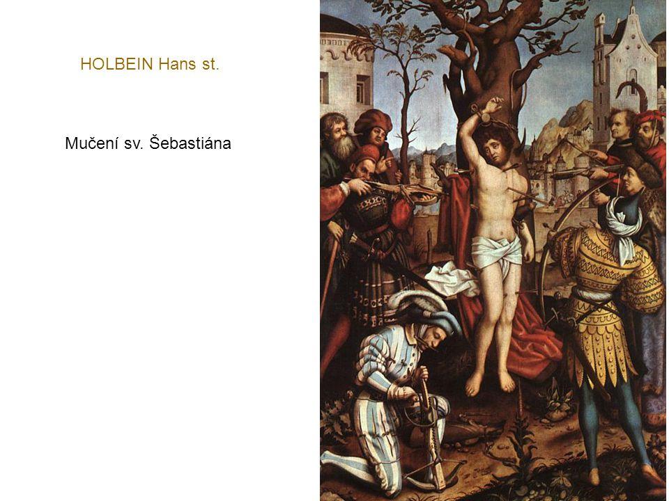 HOLBEIN Hans ml. Portrét Jany Seymour - 1536