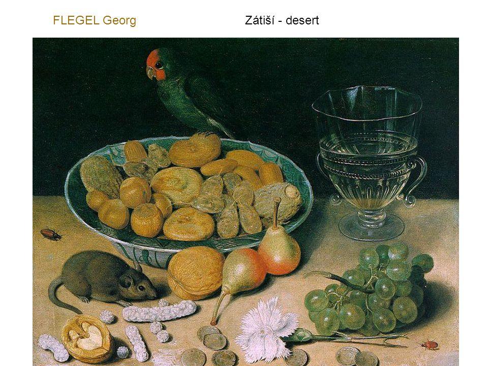 DIJCK Floris Claest vanDobře naložený stůl