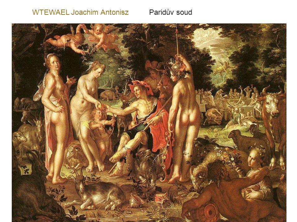 BUYTEWECH WillemŠťastná společnost na čerstvém vzduchu - 1616