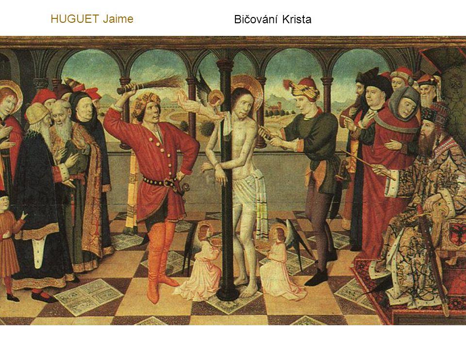 FROMENT NicolasZmrtvýchvstání Lazara - Triptych 1461